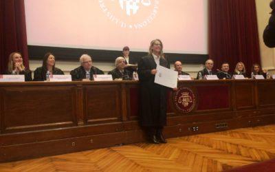 Maria del Mar Reig 25 anys a l'ICAB